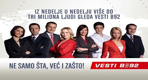 Tv Program B92